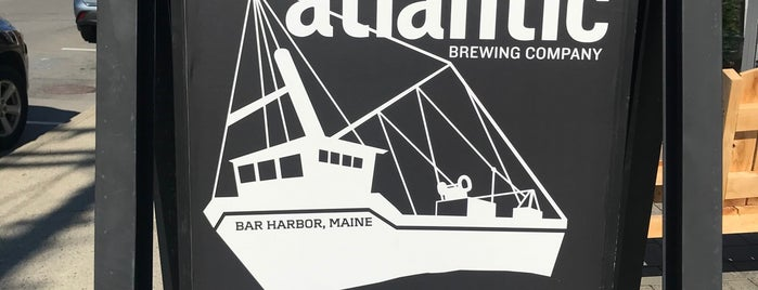 Atlantic Brewing Midtown is one of Maine.