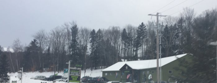 Darkside Snowboards is one of Great spots at Killington.