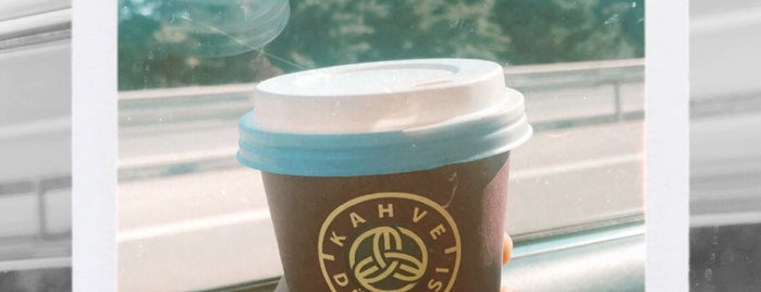 Kahve Dünyası is one of Oralさんのお気に入りスポット.
