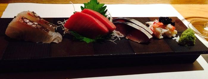 Sushi Azabu is one of NYC: Favorite restaurants & brunch spots!.