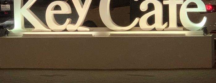 Key Café is one of Lieux qui ont plu à NB🍒.