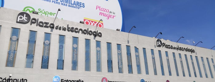 Plaza de la Tecnologia is one of Estrella 님이 저장한 장소.