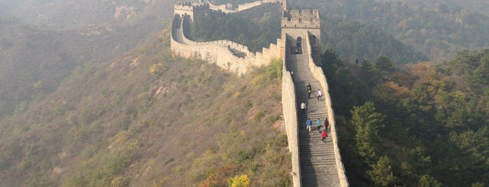 The Great Wall at Jinshanling is one of Best Asian Destinations.