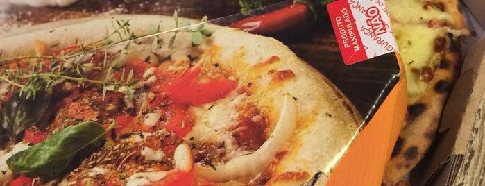 Cia Brasileira de Pizza is one of Restaurante.