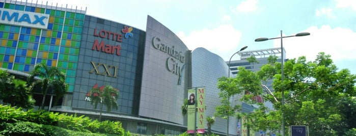 Gandaria City is one of Tony 님이 좋아한 장소.