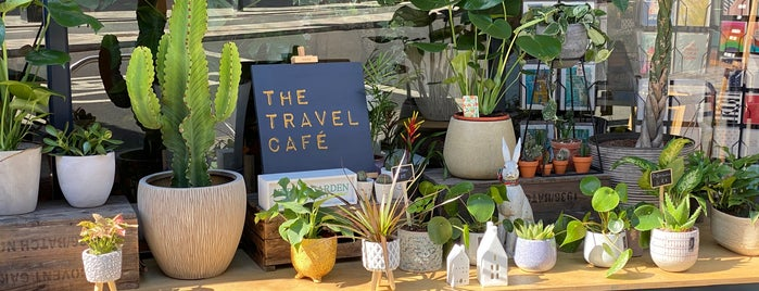 The Travel Café is one of London.
