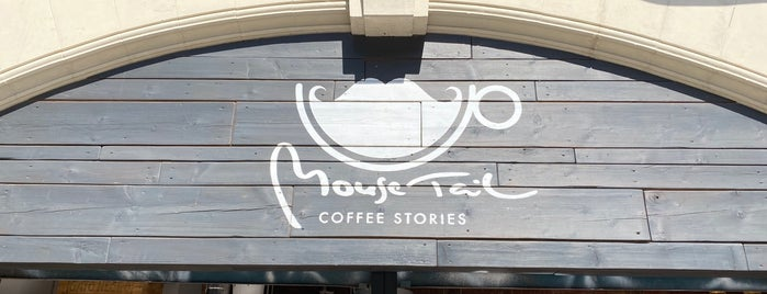 Mouse Tail Coffee Stories is one of Frankie Friendly.