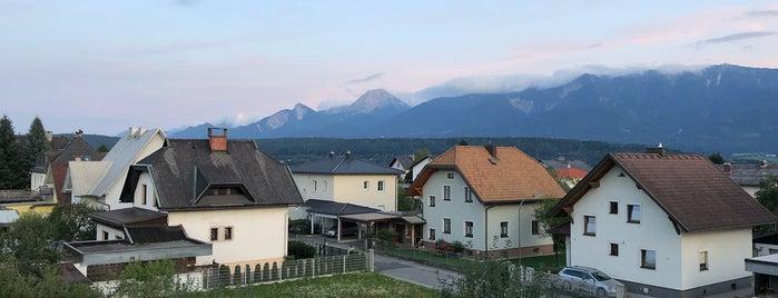 Villach is one of Lieux qui ont plu à Ubu.