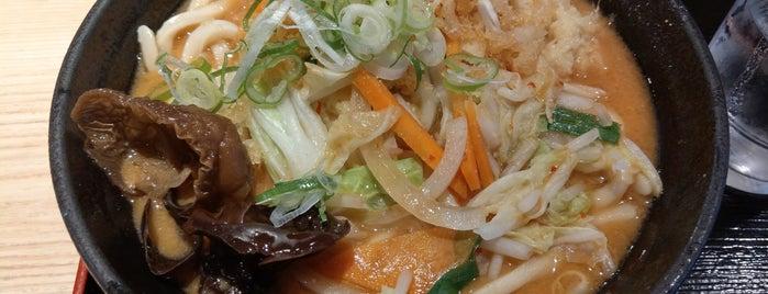 麺匠 大宮・はなび is one of Posti che sono piaciuti a Mizuno.
