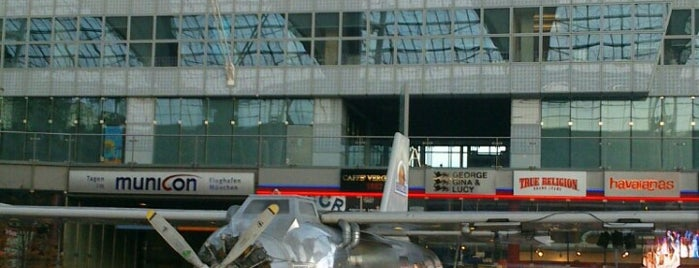 Flughafen München Franz Josef Strauß (MUC) is one of Airports I've been to.