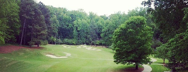 Druid Hills Golf Club is one of To do in ATL.
