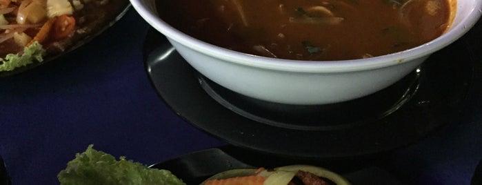 Serai Thai Restaurant is one of Penang | Eats.