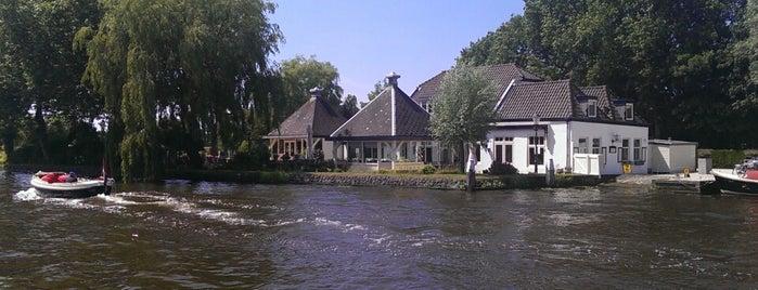 Restaurant de Knip is one of Lugares guardados de Robert.