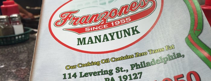 Franzone's is one of Lieux qui ont plu à Maddie.