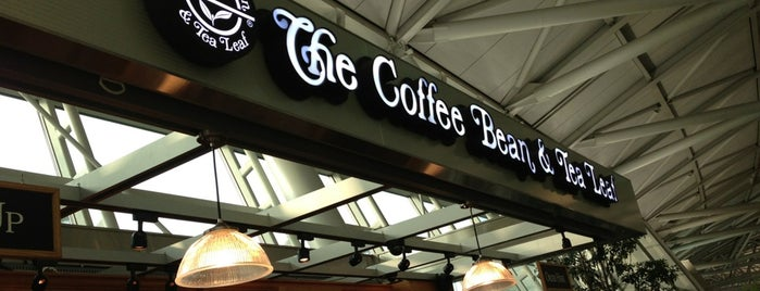 The Coffee Bean & Tea Leaf is one of Hayoさんのお気に入りスポット.