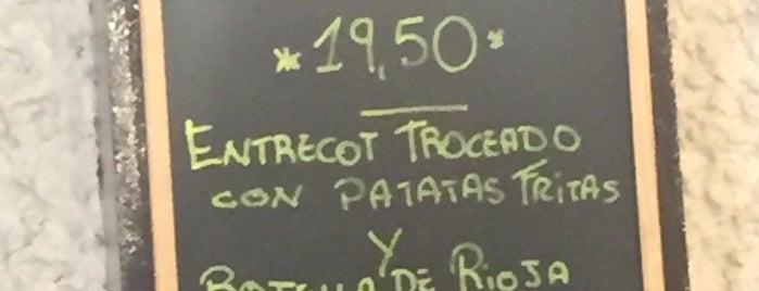 Restaurante La Cañada is one of Spain!.