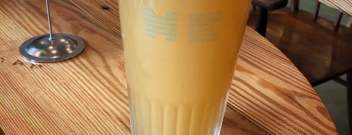 Halfway Crooks Beer is one of AtlOTQ.