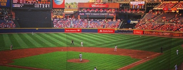 Turner Field is one of Summer Fun For The Family.