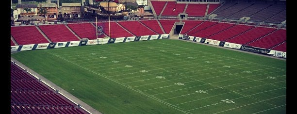 Raymond James Stadium is one of All-time favorites in United States (Part 2).