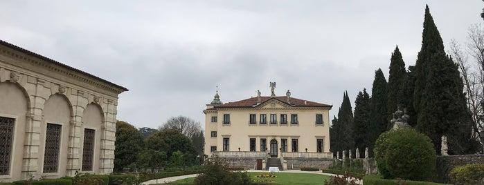 Villa Valmarana is one of Vicenza.