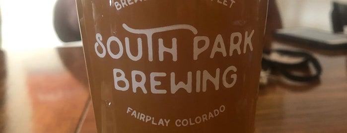 South Park Brewing is one of Lugares guardados de Kyle.