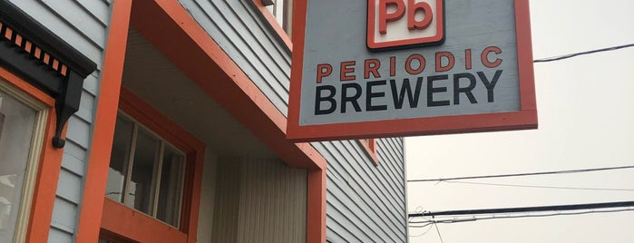 Periodic Brewing is one of Breck 2020.