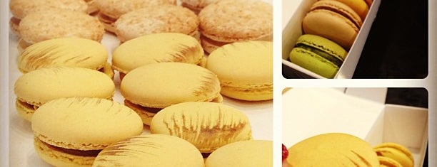 'Lette Macarons is one of Places To Try.