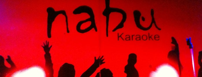 Nabu Karaoke is one of Lugares por visitar.