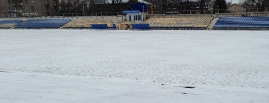 Стадион «Спартак» is one of Yunusさんのお気に入りスポット.