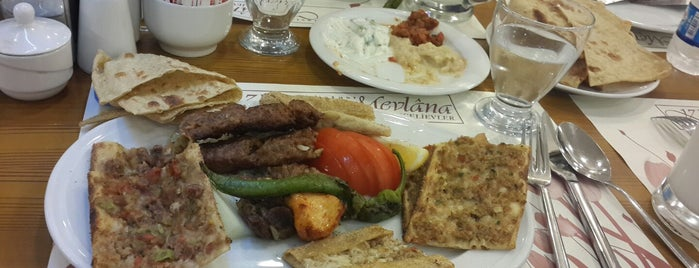 Konya Mevlana Etli Ekmek & Fırın Kebap Salonu is one of Posti che sono piaciuti a ALpEr.
