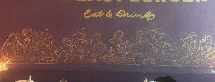 Saint Burger is one of Samyie'nin Beğendiği Mekanlar.