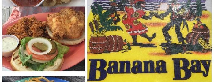 Banana Bay Cafe is one of สถานที่ที่ Ana Marie 💃 ถูกใจ.
