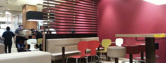 McDonald's is one of Lieux qui ont plu à Daniel.