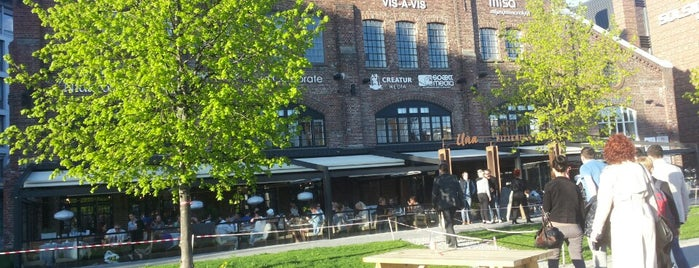 Una Pizzeria E Bar is one of Trondheim.