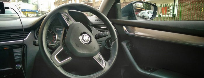 Europcar is one of Posti che sono piaciuti a Sabrina.