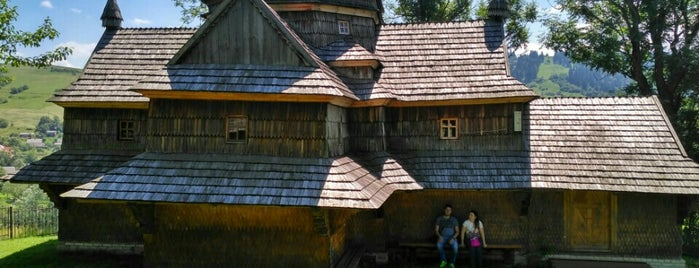 Струківська церква Вознесіння Господнього is one of UNESCO World Heritage Sites in Eastern Europe.