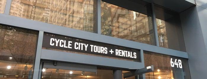 Cycle City Tours is one of Heloisa'nın Beğendiği Mekanlar.