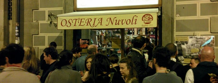 Fiaschetteria Nuvoli is one of Florence.