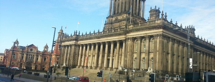 Leeds City Art Gallery is one of Posti che sono piaciuti a Victor.