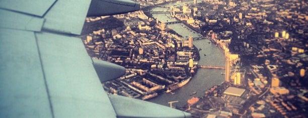 Londres is one of Lugares donde estuve en el exterior.