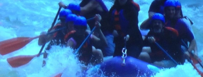 Songer Whitewater is one of Get me outdoors!.