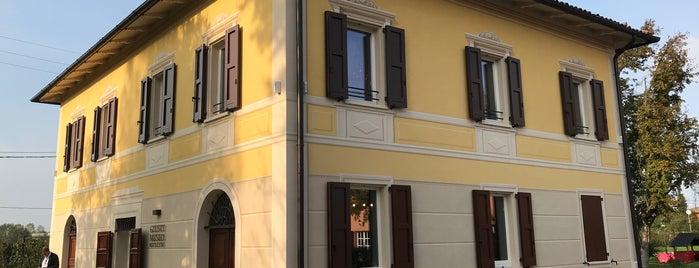 Acetaia Giusti is one of Modena.