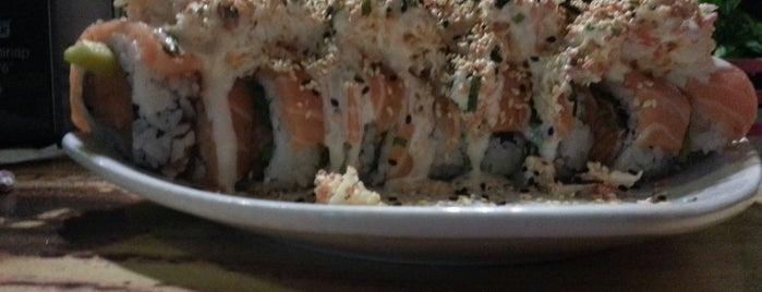 Nacion Sushi is one of Orte, die Natalie gefallen.