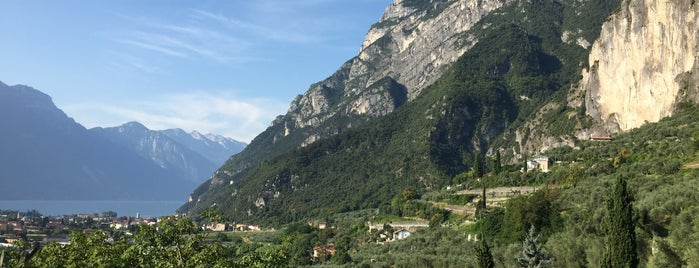 Maso Tobel Riva del Garda is one of Lieux qui ont plu à Greta.