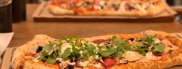 Pizzatopia is one of Krakow.