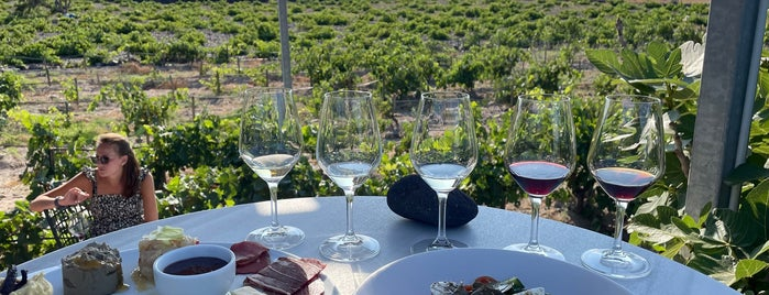 Domaine Sigalas is one of Santorini.