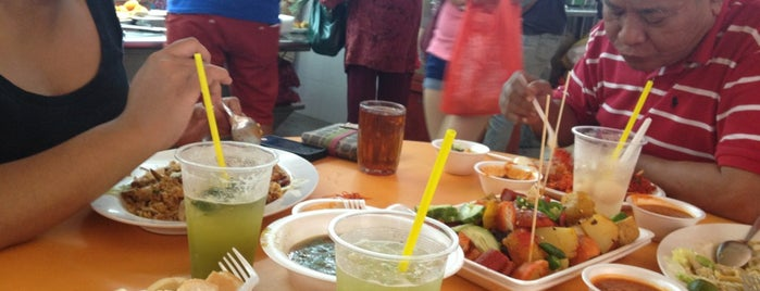 Tekka Centre 竹脚中心 is one of Micheenli Guide: Best of Singapore Hawker Food.