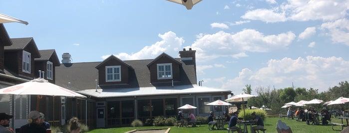 Farm House at Breckenridge Brewery is one of Lugares favoritos de Max.