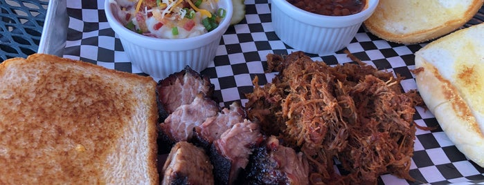 Burnt End BBQ is one of Try These.