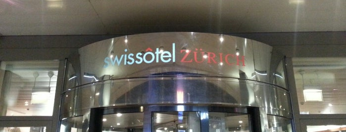 Swissôtel Zurich is one of Encounter cont'd.